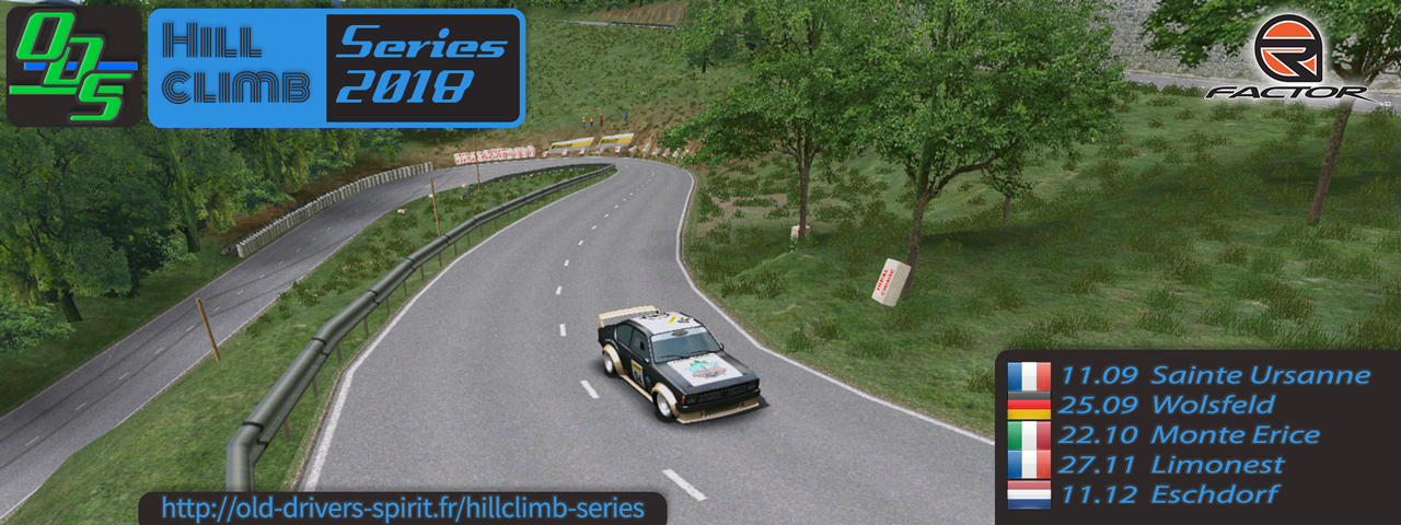 Hillclimb Series Fall 2018