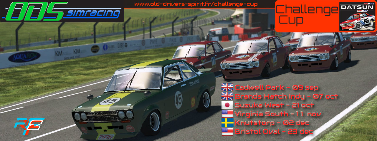 Challenge Cup Datsun